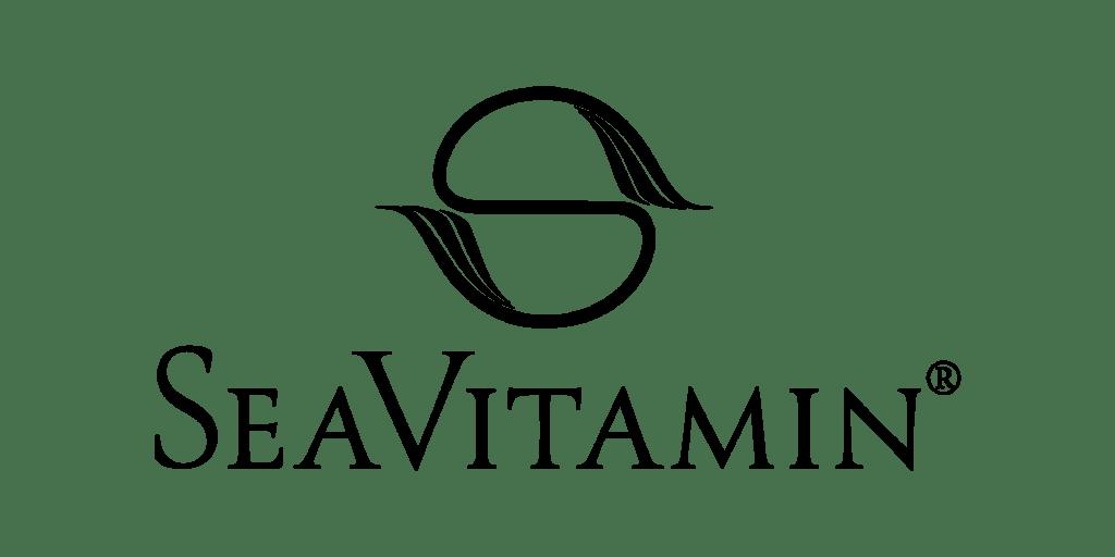 Logo Seavitamin schwarz